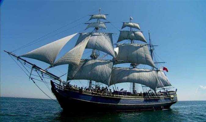HMS-Bounty