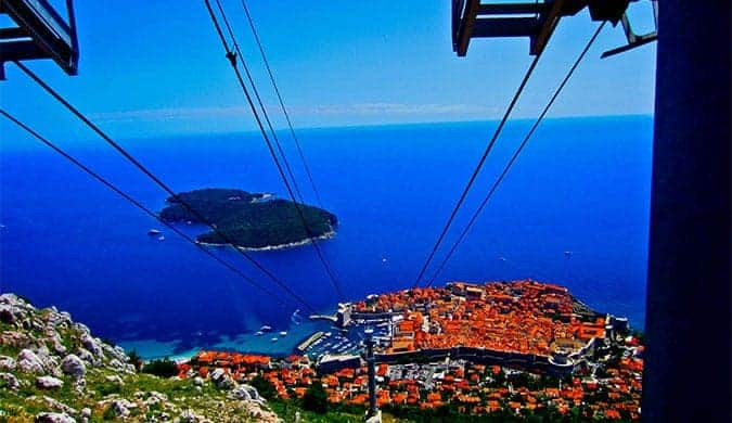 Croatia-Dubrovnik-Above-9