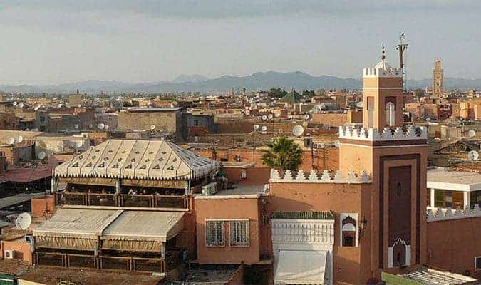 Backpacking in Morocco tips