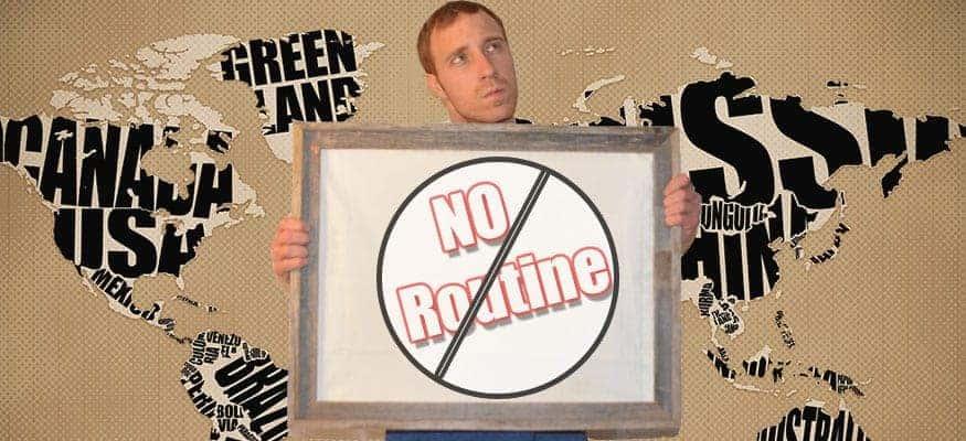 no-routine