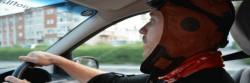 Mongol Rally Driving