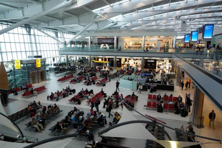 Gatwick-Airport
