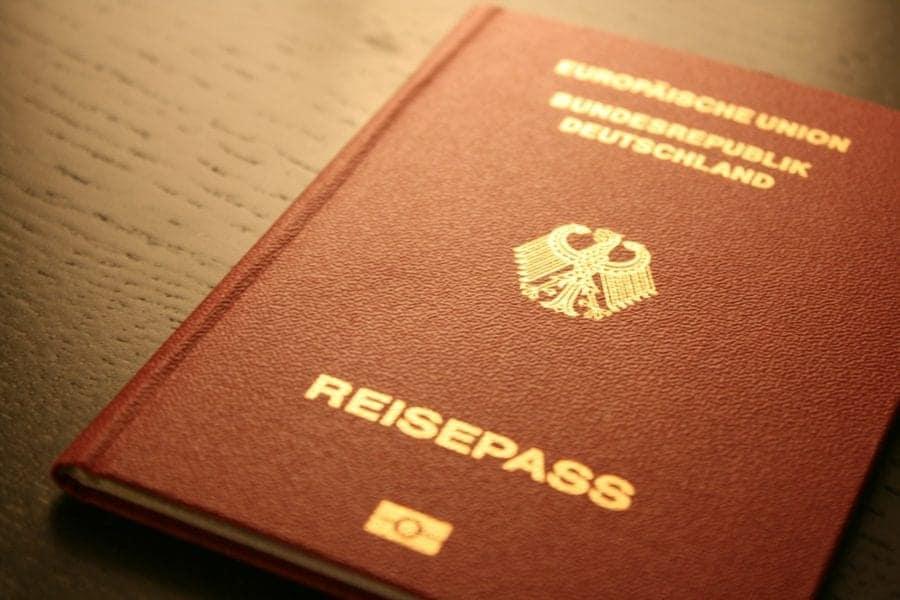 Organize Your Passport