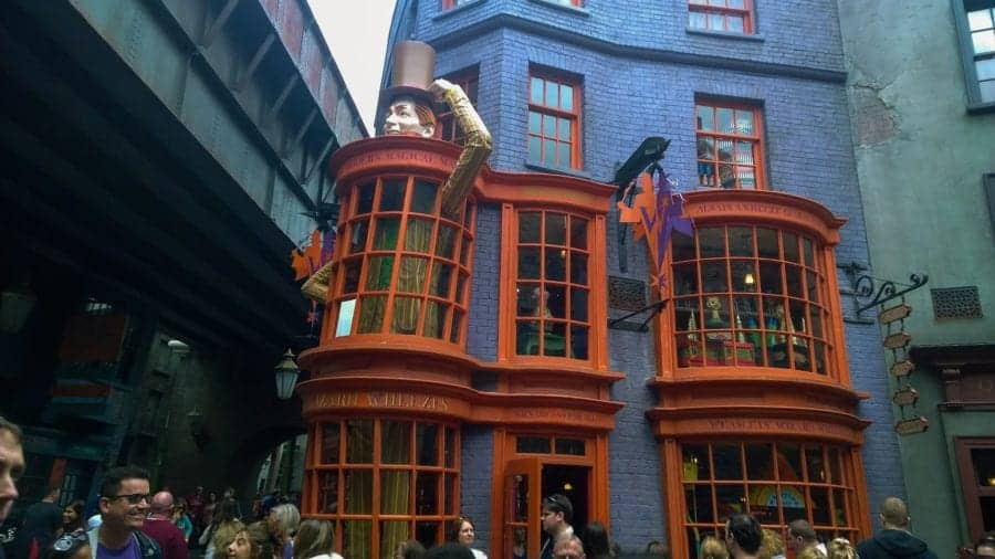 Weasleys' Wizard Wheezes Universal Stuidos