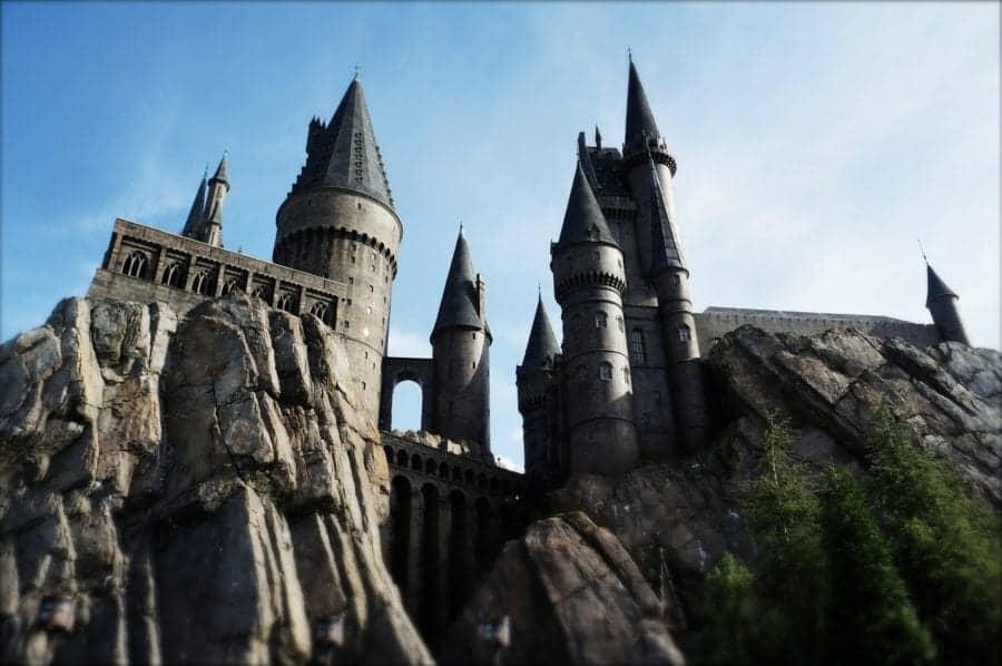 hogwarts castle Harry Potter Universal Studios