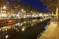 Drinking in Amsterdam