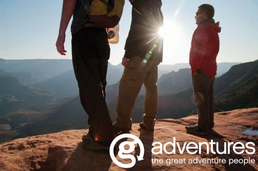 g adventure reviews