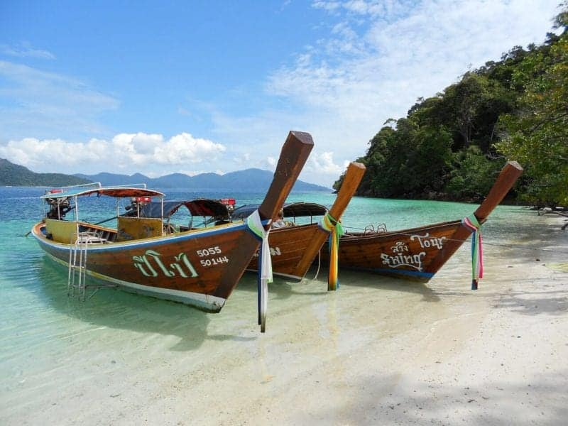 Backpacking Thailand Travel tips