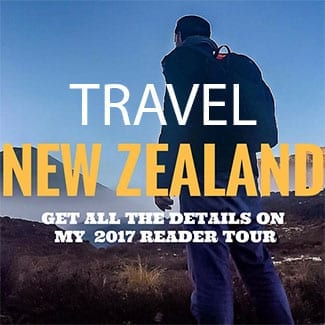 Travel New Zealand Tour
