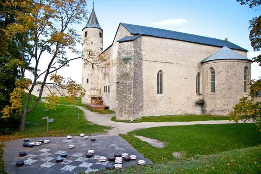 The Architecture Building Estonia