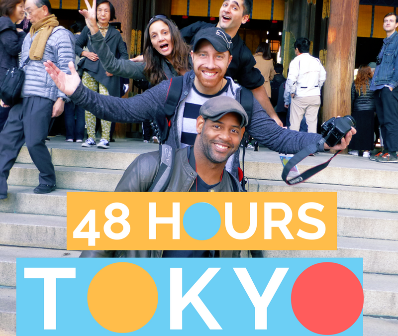 How to Spend 48 Hours in Tokyo