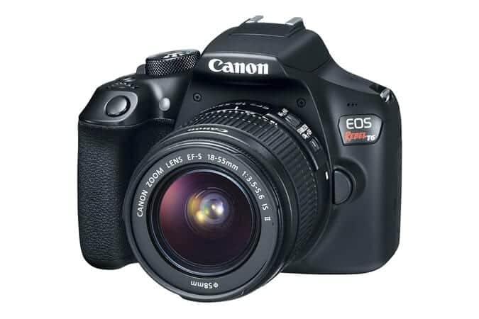 Canon Rebel T 6