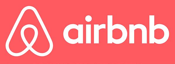 sidebar logo for airbnb
