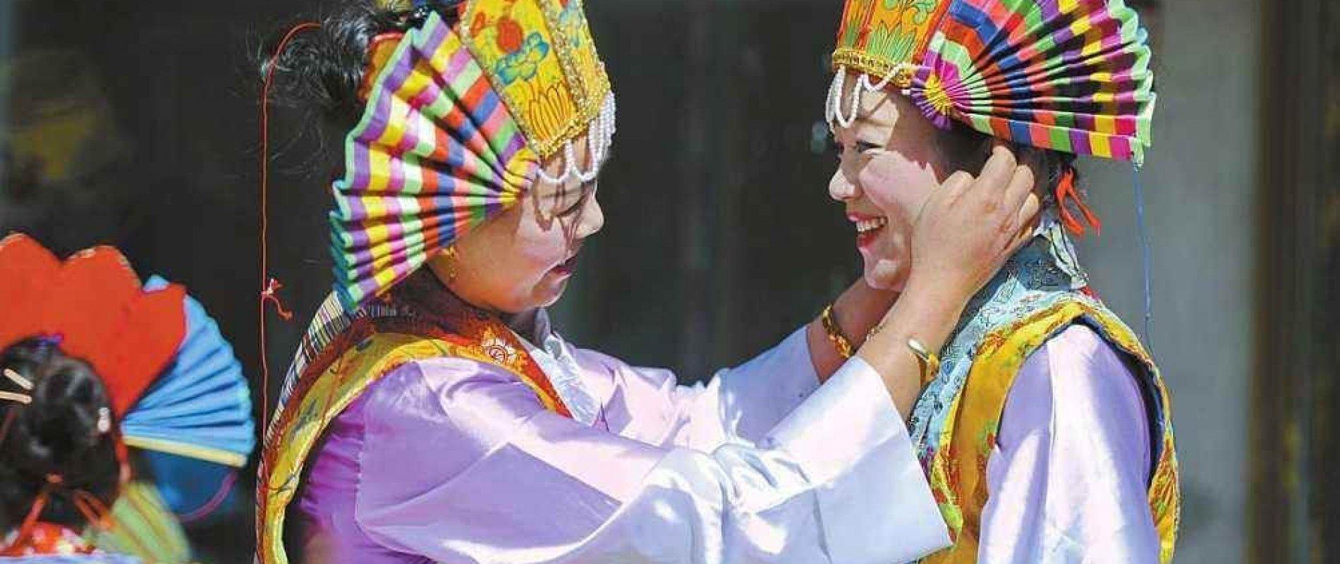 Tibet Local Customs