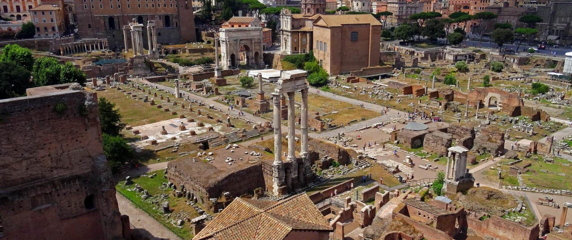 Walks of Italy Rome